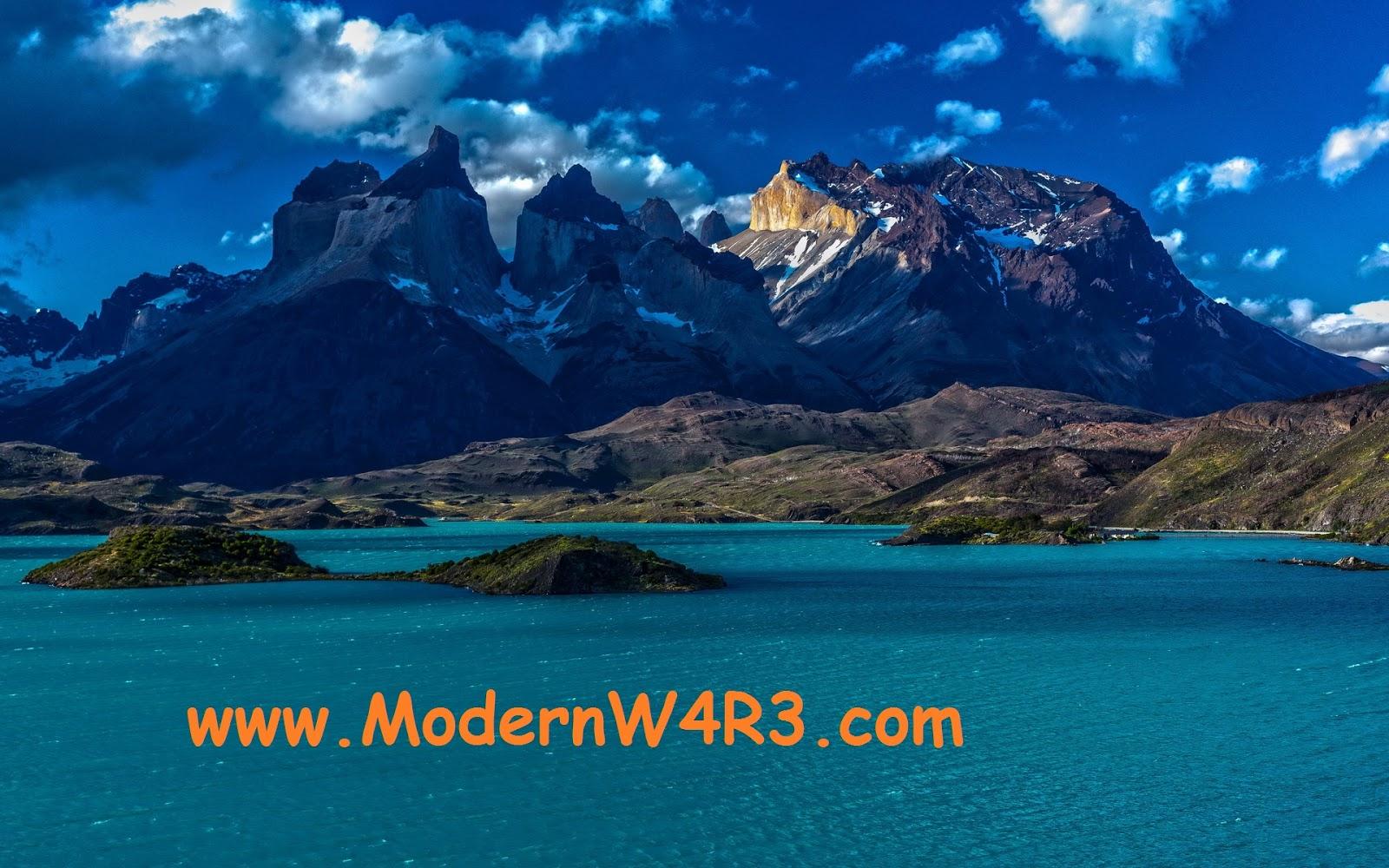 Landscapes HD Wallpaper ModernW4R3