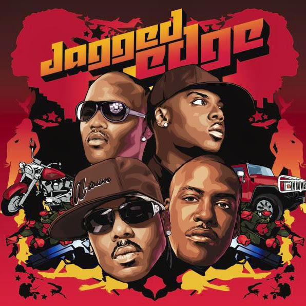 Jagged Edge - Jagged Edge Cover