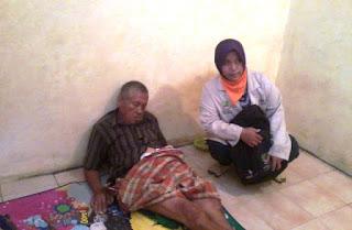 Kakek Toto Subroto Mengharapkan Perhatian dari Pemkab Bekasi