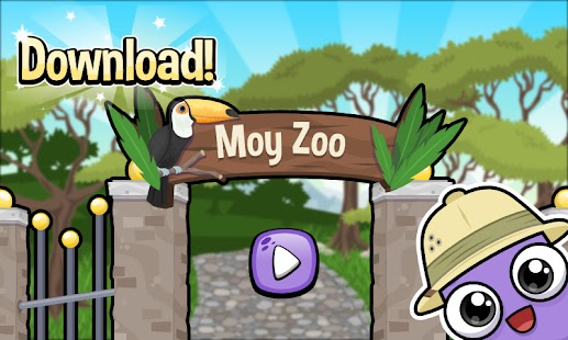 Moy zoo Apk Free on Android Game Download