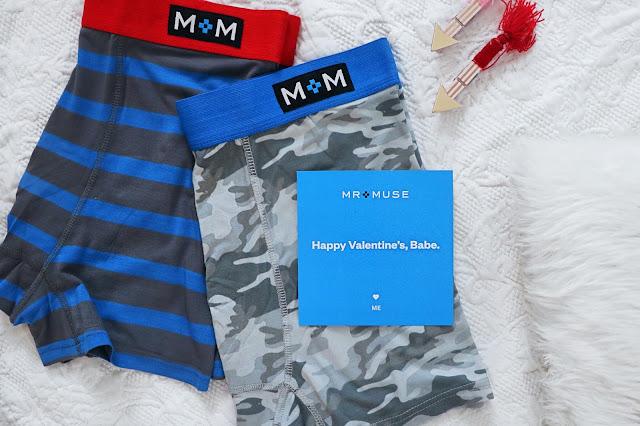 Best Valentine's Gift For Him Men's Luxury Underwear