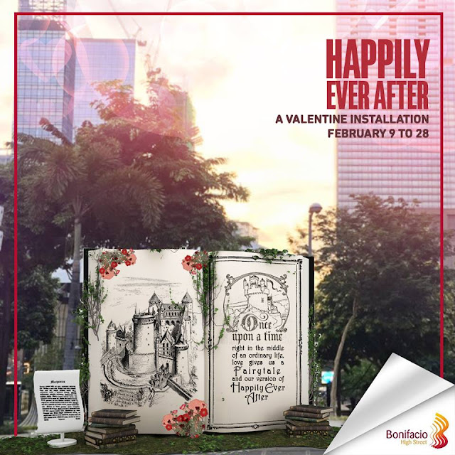 Celebrate Valentine's Day and Chinese New Year Weekend at BGC