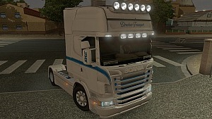 Stiholt skin for Scania GTM