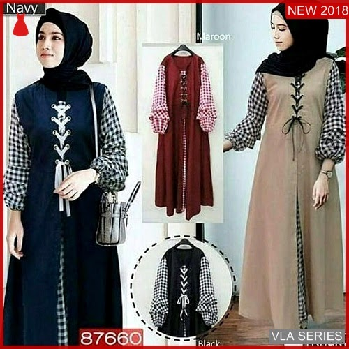 VLA038S156 Model Dress Soimah Bd Murah BMGShop