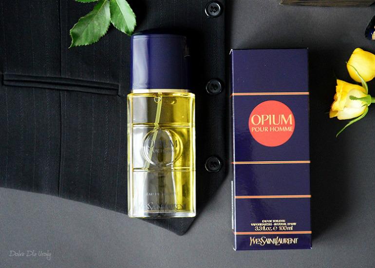 Woda toaletowa Opium Pour Homme Yves Saint Laurent recenzja