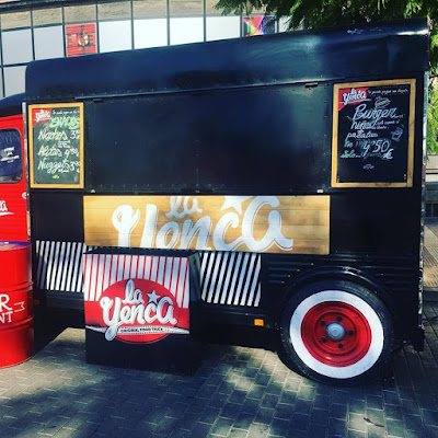 foodtrucks, la yenca,