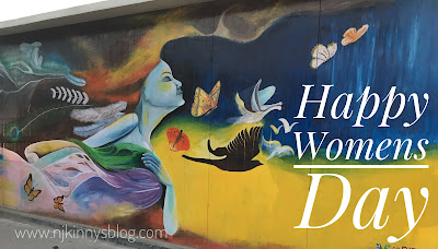 Happy Women's Day- Njkinny's World of Books & Stuff