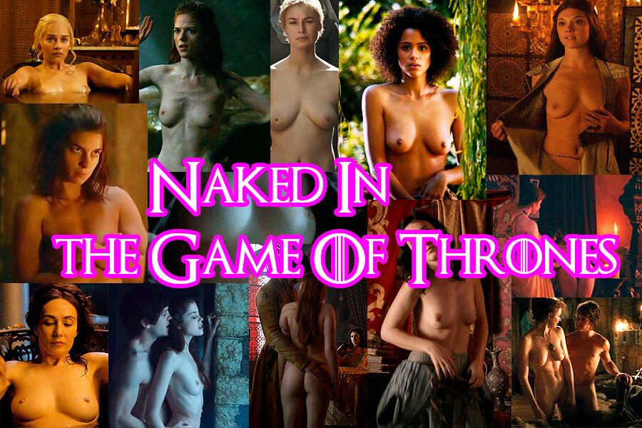 Nudes Game Of Thrones