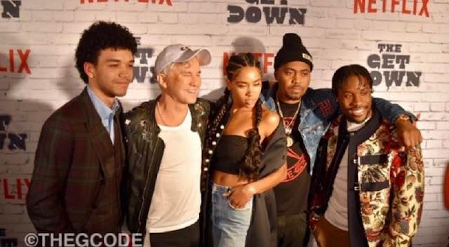 """Nas lança """"Angel Dust"""", musica que fara parte da trilha sonora da 2º temporada de """"The Get Down"""""""