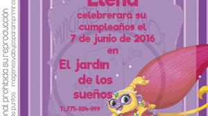 Imagenes de invitaciones de cumpleaños