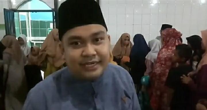 Jamah Masjid At-Taubah Wajo, Santuni Anak Yatim dan Hahizul Qur'an