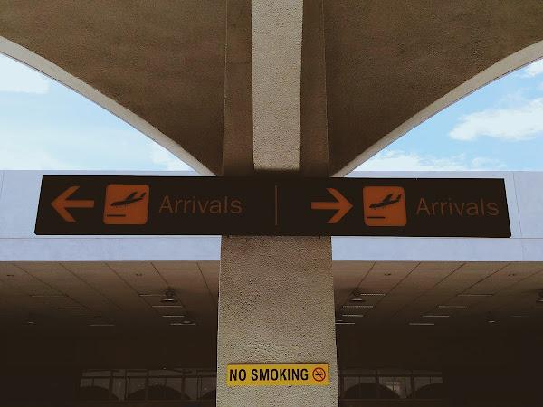 IF AIRPORTS HAD FEELINGS