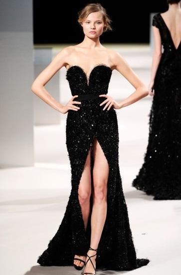 vestido formatura 2012