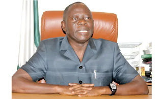 Politics: Umahi must apologize for denying APC use of Abakaliki stadium – Oshiomhole