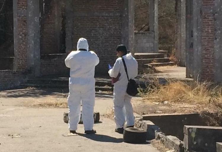 Encuentran tres cadáveres en campo de gotcha en Culiacán