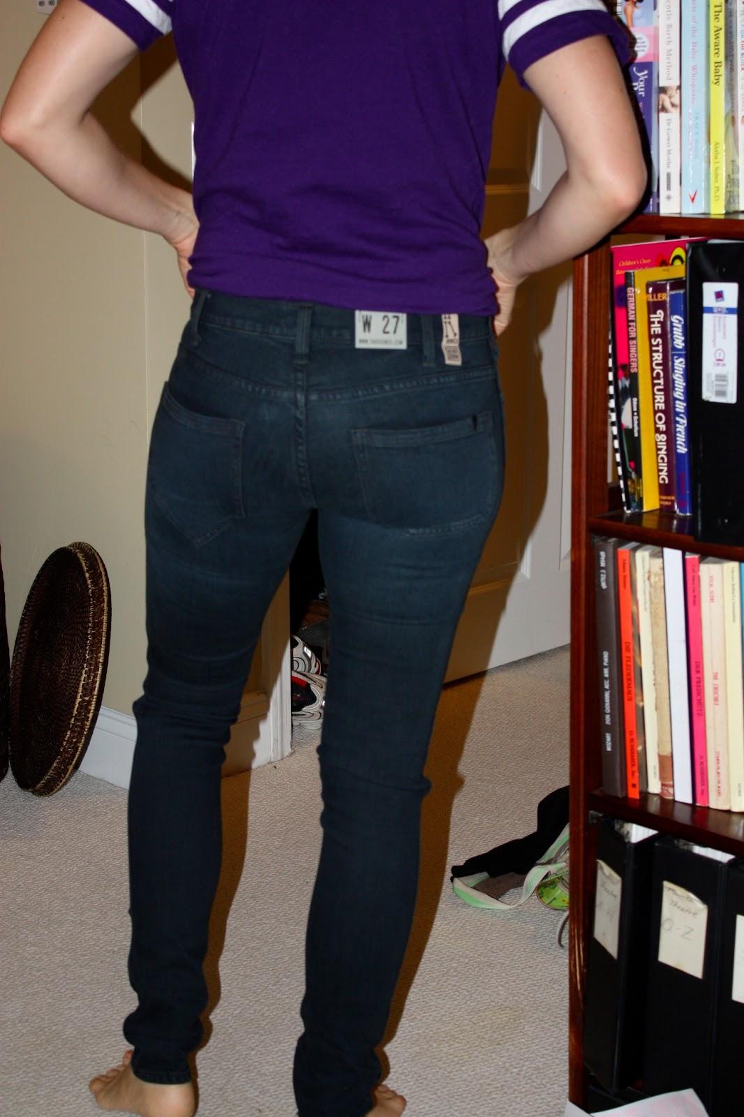 40db060d1ea ShOperaRach  Madewell Jeans Reviews - Skinny Skinny Ankle Colorpop ...