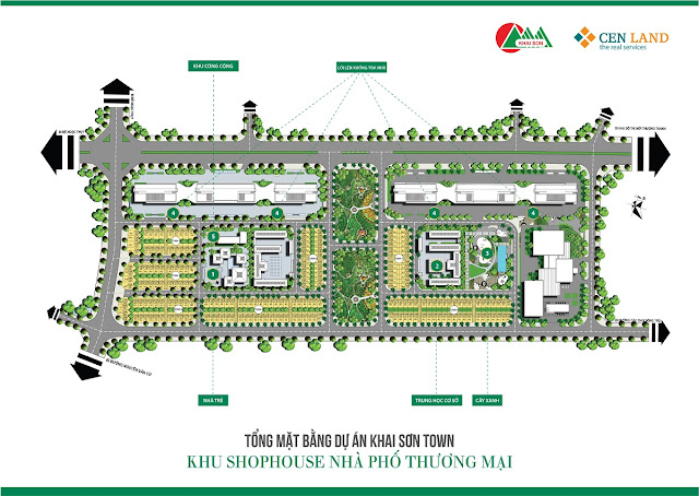Check Căn Online Khai Sơn Town City