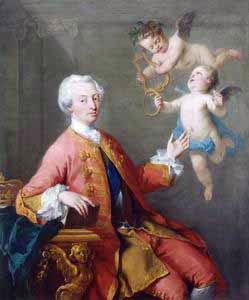 Frederick, Prince of Wales by Jacopo Amigoni, 1735