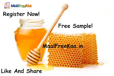 Free Sample Honey Product