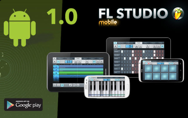 تحميل تطبيق أف أل استديو لمعالجة الصوت مجاناً FL Studio