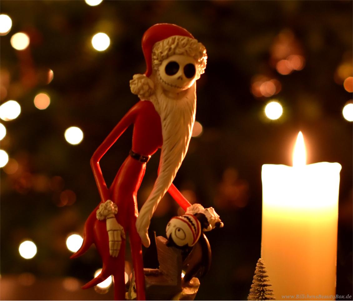 Nikolaus Gewinnspiel - Jack Skellington Weihnachtsmann