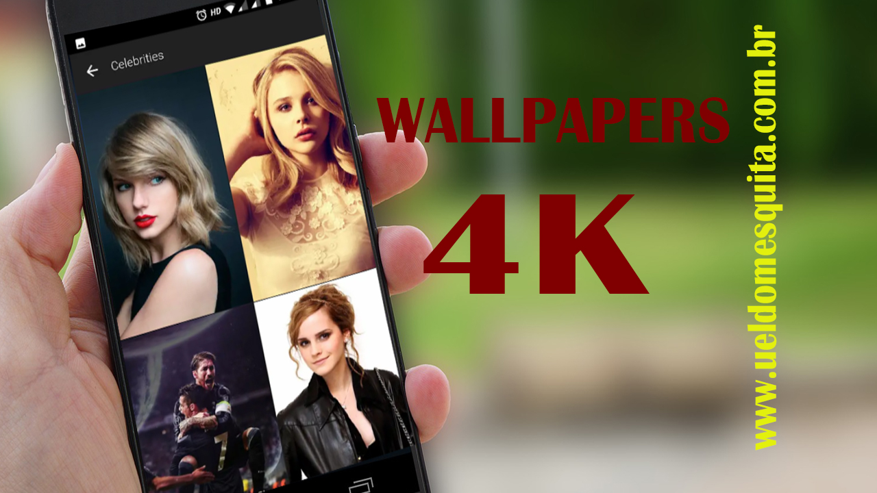 Imagenes Hd 4k Para Celular: O Melhor Aplicativo De WALLPAPERS HD 4K Para Celular