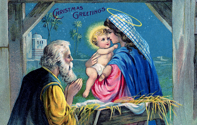Christmas Jesus Images