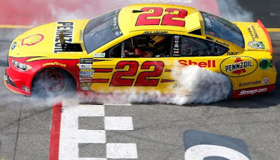 1-2 Ford Finish | Logano Takes Richmond!