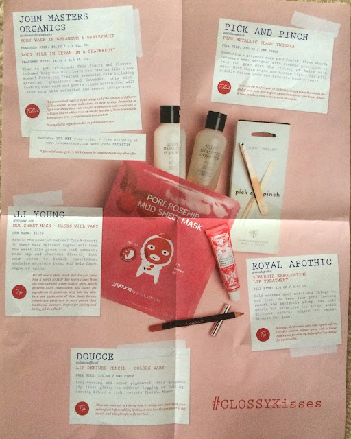 GlossyBox Review February