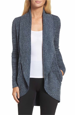barefoot dreams cardigan for women
