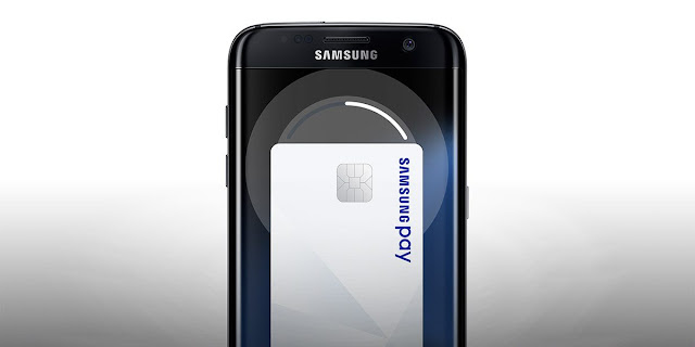 pagos con telefono samsung pay