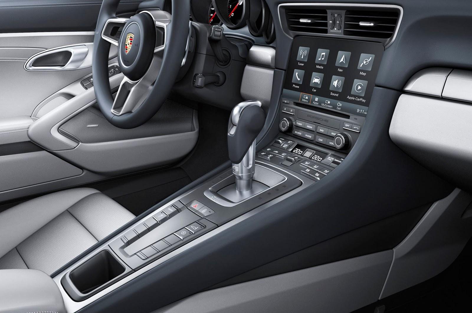 سيارة بورش 911 2018
