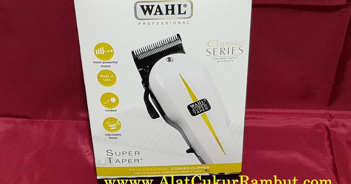 Jual Hair clipper Dengan harga Murah Dan Bergaransi Wahl ...