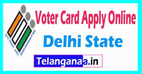 How to Apply New Voters ID Card Online in Delhi