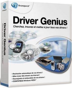 من, أفضل, البرامج, لجلب, وتحديث, تعريفات, قطع, الحاسوب, Genius ,Driver, اخر, اصدار