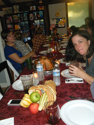 Thanksgiving in the USA for Australians