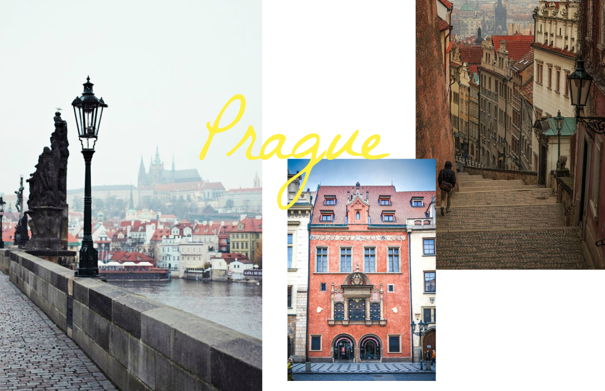 Travel Bucket List 6 places to see in 2017 Prag Prague www.theblondelion.com