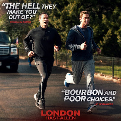 London Has Fallen Quotes