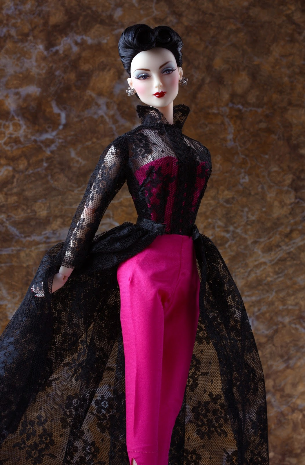 Dolldom Grand Dame Zita Charles