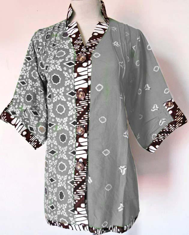 Gambar Baju Batik Kantor Pria: Konveksi Seragam Batik: Contoh Seragam Kantor Pria