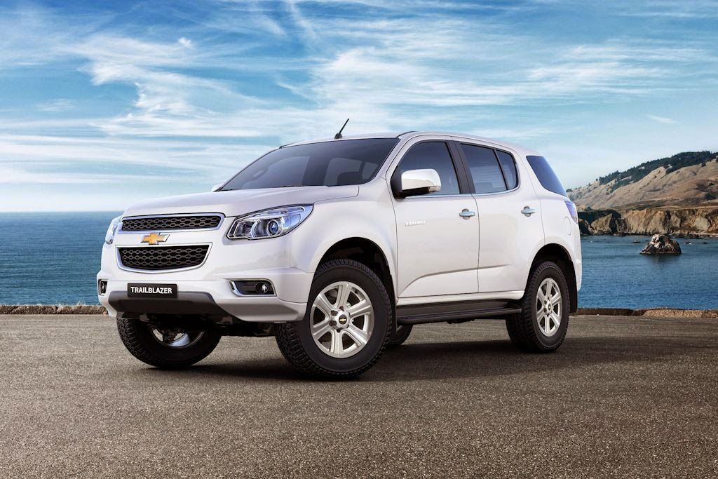 Chevrolet Philippines Adds LTX Variant to Trailblazer Line ...