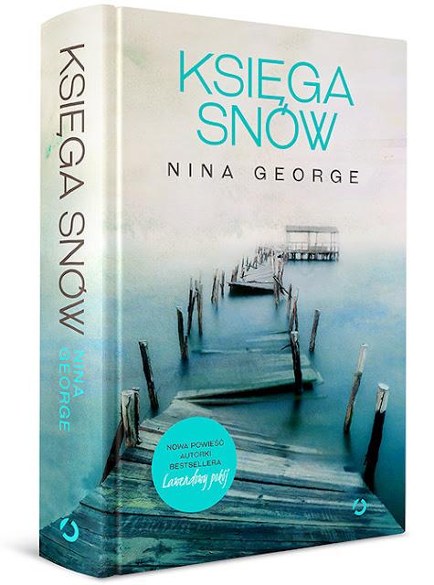 """105. Przedpremierowo """"Księga snów"""" Nina George"""
