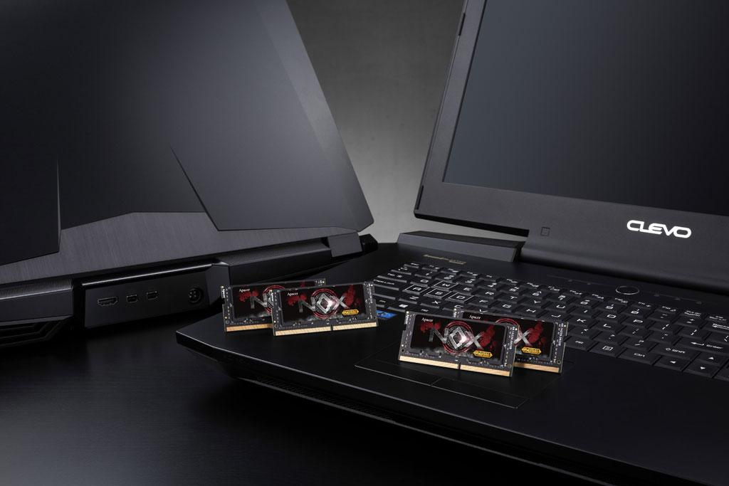 Apacer NOX DDR4 SO-DIMM 64GB 3000MHz