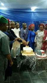 Lovely photos from the 60th birthday offormer Imo state governor, Ikedi Ohakim