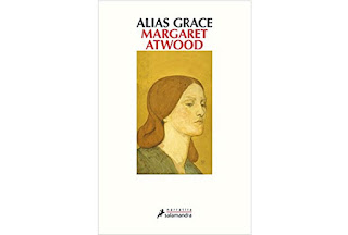 Book Haul Alias Grace Margaret Atwood