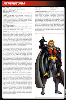 Hyperstorm Comics Marvel