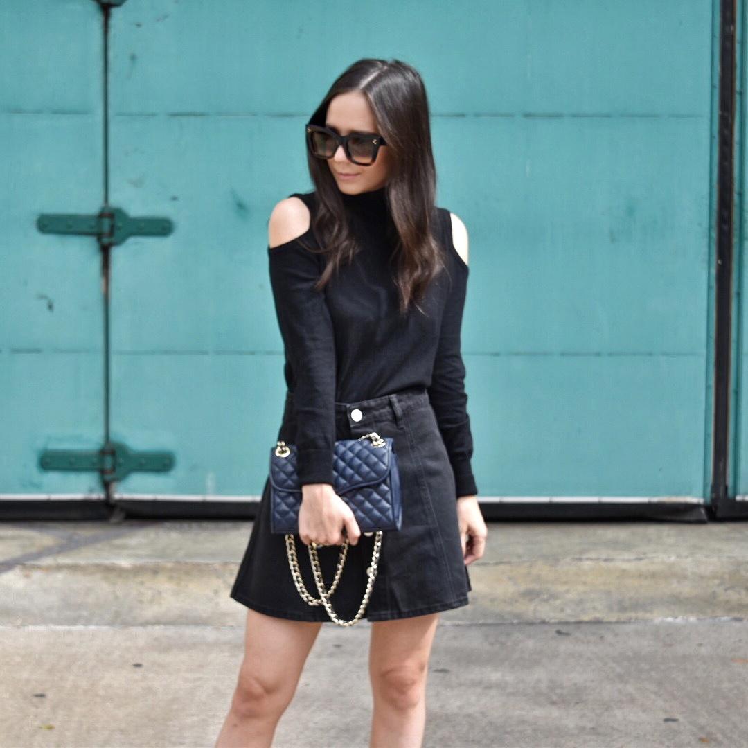 Rebecca Minkoff Shoulder Bag - Quilted Mini Affair