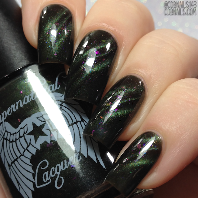 Supernatural Lacquer-Pestilence