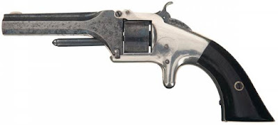 Smith and Wesson Model 1 - 1st Issue