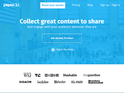 Paper.li helps facilitate content discovery for granular/long tail topics and news